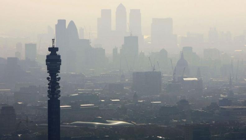 Мэрия Лондона потратит 875 миллионов фунтов на воздух фото:wired.co.uk