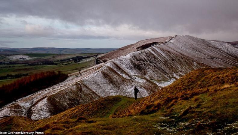 Британские синоптики пообещали снег и ливни в День подарков