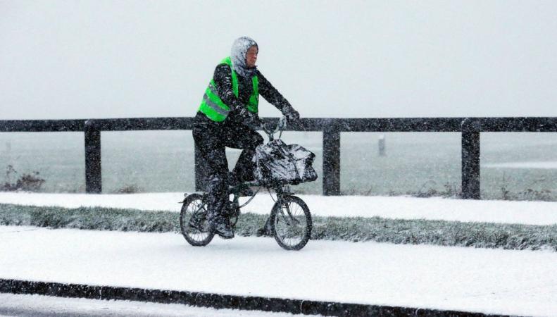 В Великобритании резко похолодало: рекордные морозы в сезоне и предупреждение о снегопаде