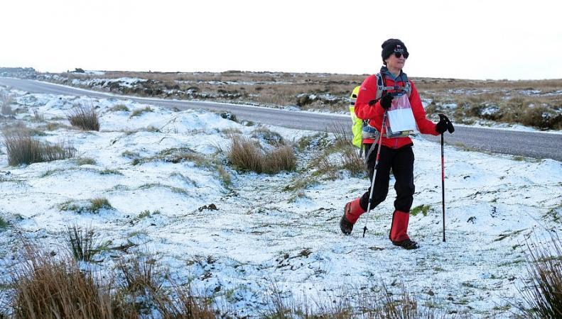 Во многих районах Великобритании на фоне арктического похолодания прошел снег фото:dailymail
