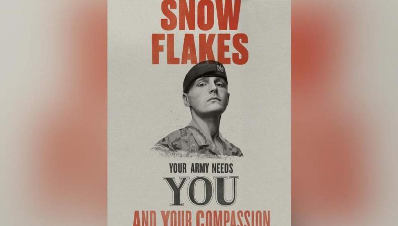 Солдат из рекламы призыва британской армии намерен бросить службу
