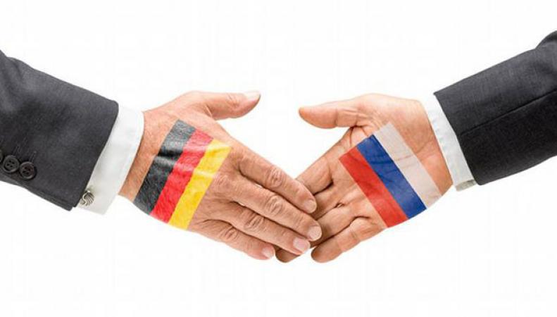МИД Германии допускает возможность создания антиамериканской коалиции Европы и России