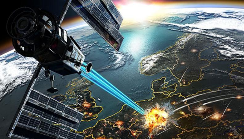 Россия готовится к космическим войнам