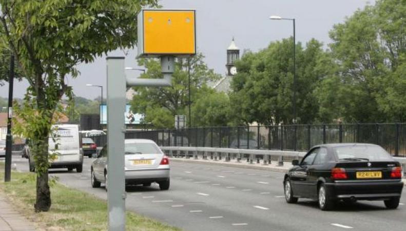 Скотланд-Ярд назвал самую доходную камеру видеофиксации в Лондоне фото:standard.co.uk