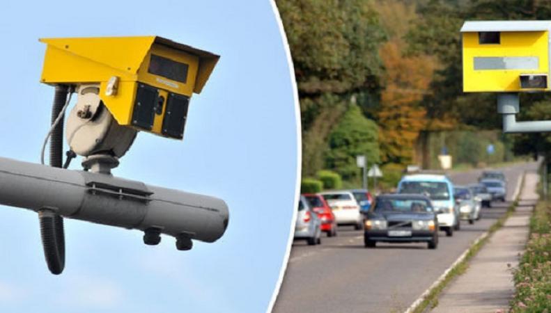 Невероятное количество камер контроля скорости оказались отключены по всей Великобритании