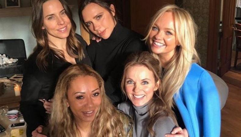 Spice Girls подтвердили слухи о своем воссоединении