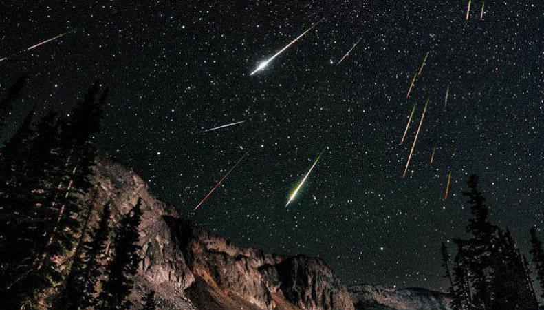 С16 по25апреля жители России  увидят сильнейший звёздопад