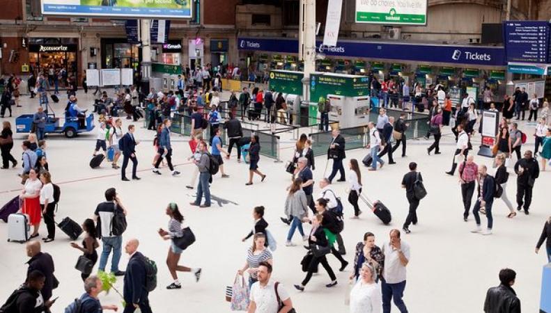 Лондонские вокзалы отменили плату за пользование туалетами фото:theguardian.com