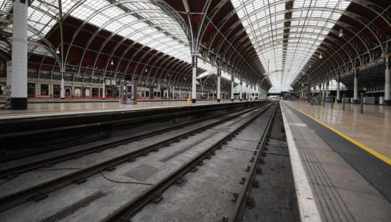 В Великобритании закрылись двести сегментов железнодорожной сети фото:bbc.com
