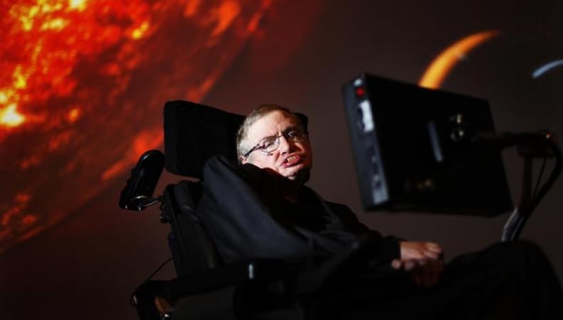 Стивен Хокинг: кратко о себе и о Вселенной