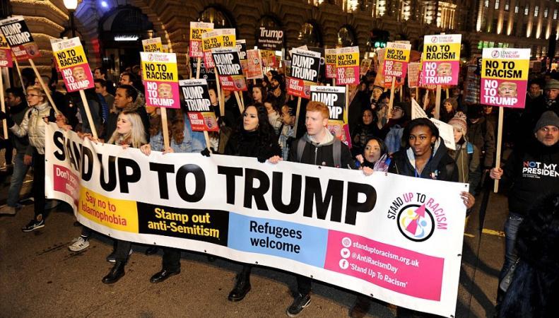 Без суеверий: Трамп приедет в Лондон в пятницу, тринадцатого