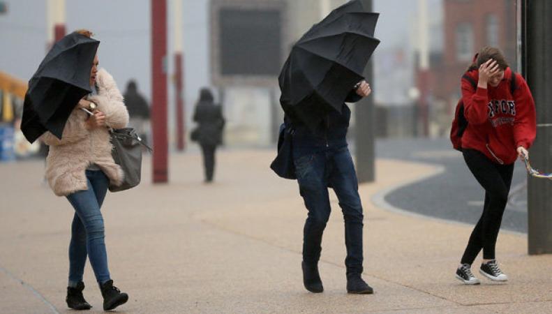 Британские синоптики предсказывают последний в этом сезоне именной шторм фото:dailystar