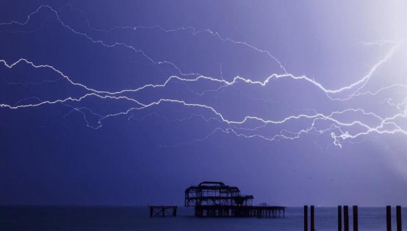 Британское метеобюро обновило список имен зимних штормов