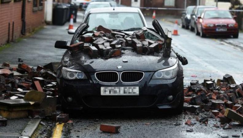 В Великобритании названы имена штормов на год вперед фото:bbc.com