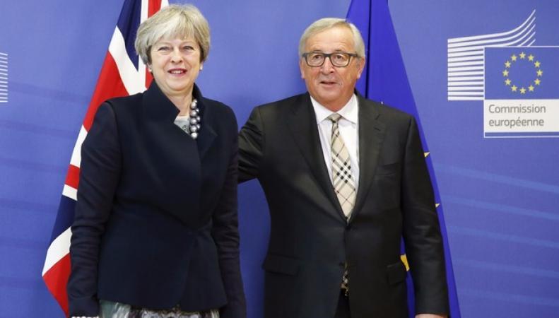 Лондон и Брюссель согласовали Ирландский вопрос