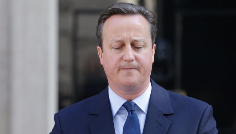 «В новом направлении Великобританию поведет новый капитан», - Дэвид Кэмерон фото:itv.com