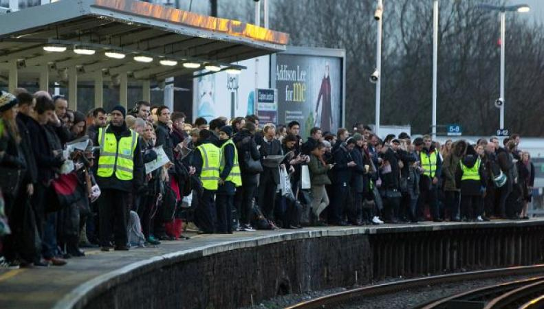 Британские железнодорожные операторы проведут серийную забастовку