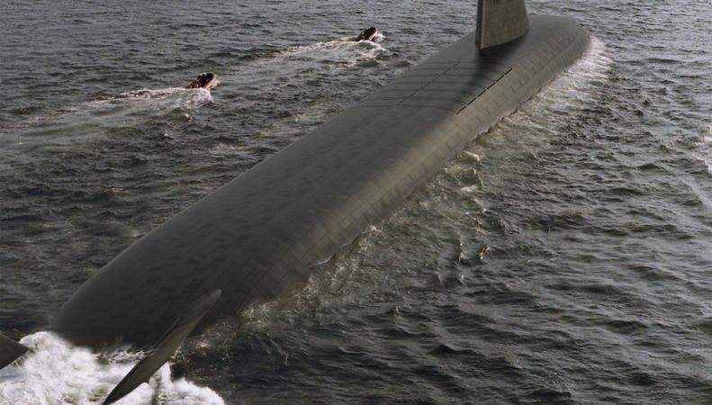 Морскую оборону Великобритании пополнят ядерные Дредноуты фото:bbc.com