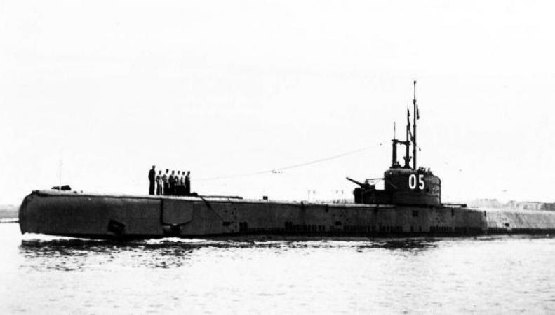 Польские дайверы обнаружили затонувшую британскую субмарину