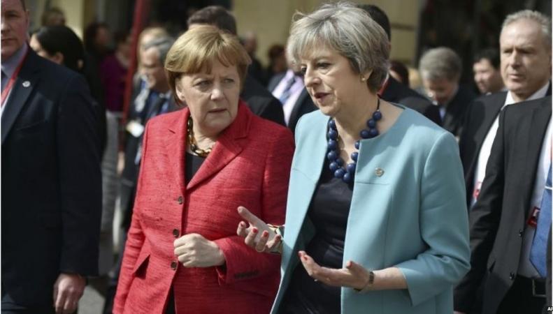Великобритания может отказаться от уплаты отступных за выход из ЕС фото:bbc