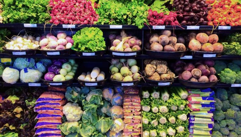 Рост цен на продукты питания в Великобритании рекордно ускорился в марте фото:independent