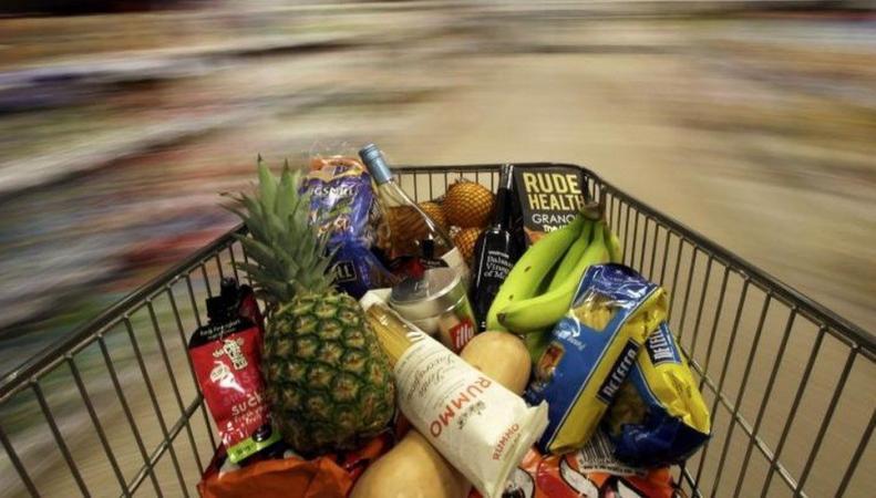 Цены в британских супермаркетах пойдут в рост из-за ослабления фунта фото:bbc.com