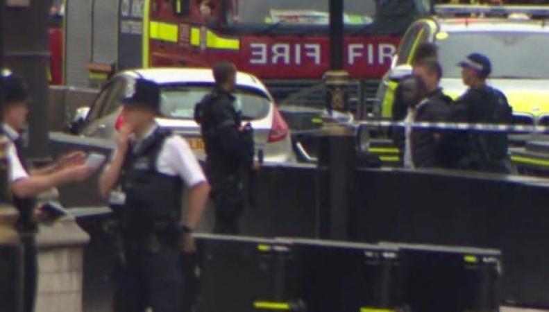 Задержанный за наезд в Вестминстере водитель не идет на контакт со следствием