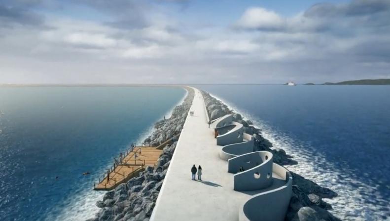 Правительство забраковало проект приливной электростанции в Суонси