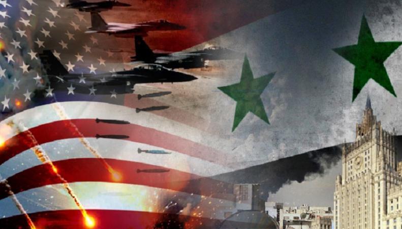 CША-Сирия