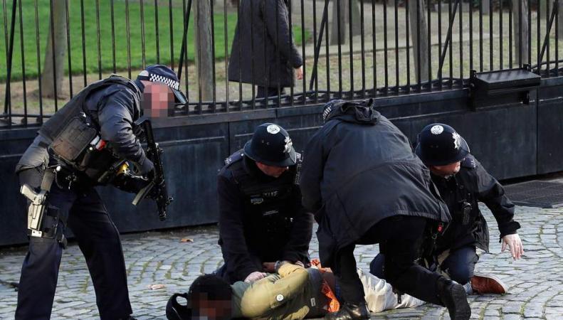 инцидент у Вестминстерского дворца