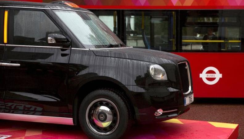 Geely запустит производство экологически чистых лондонских такси фото:theguardian.com