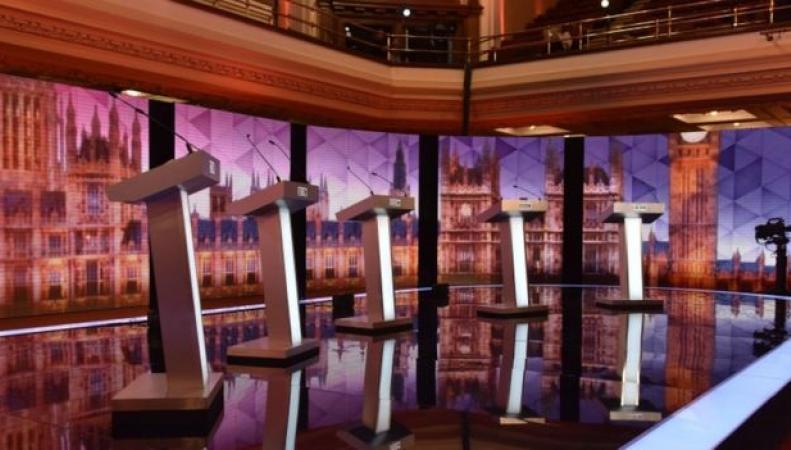 Расписание теледебатов по вопросу референдума о выходе из ЕС фото:bbc.com