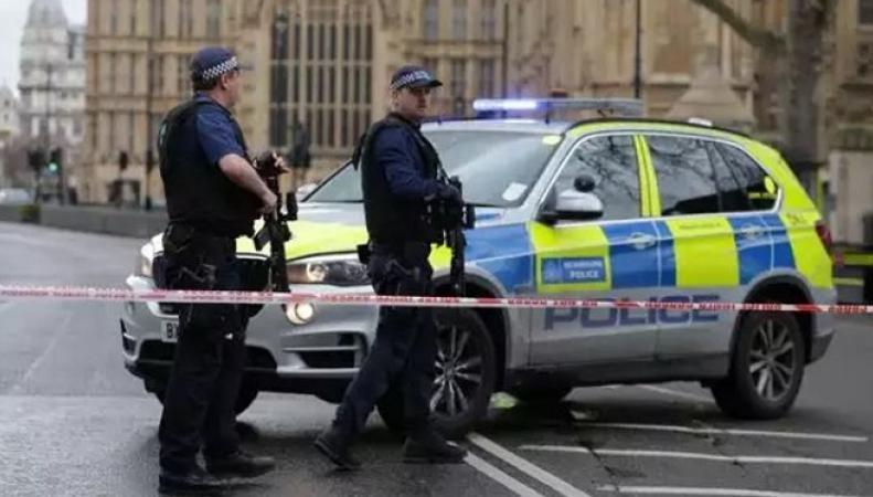 Теракт у здания парламента в Лондоне
