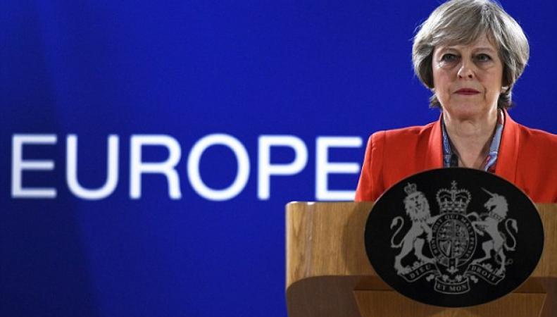 Выход Великобритании изЕС хотят провести путем «хитрого серого» Brexit