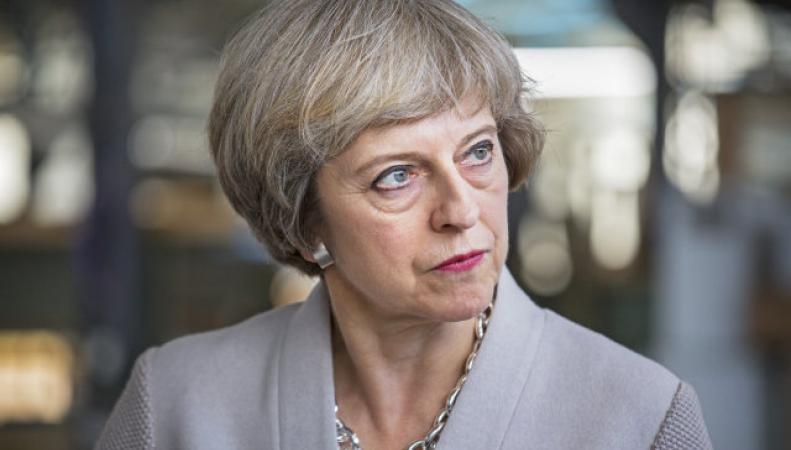 Тереза Мэй пообещала поддержку малому бизнесу в период Brexit фото:reuters uk