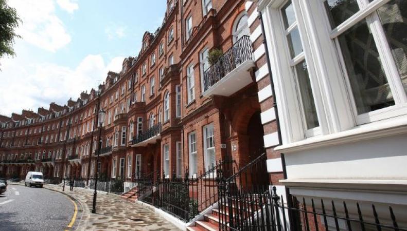 Переезд в Лондон стоит четырнадцать годовых зарплат фото:businesstimes.com