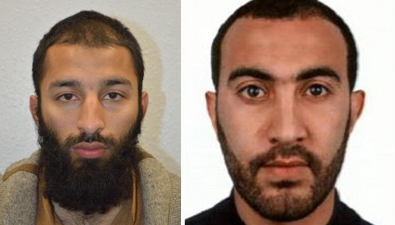 Террорист с моста Лондон-Бридж работал в лондонском метро  фото:dailymail