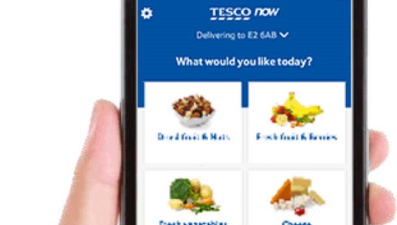 Tesco запустил экспресс-доставку заказов центральной части Лондона фото:businesscloud
