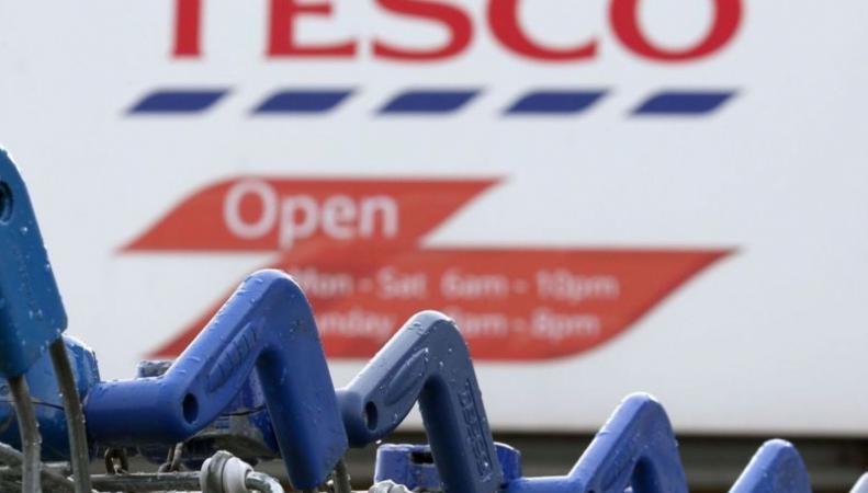 Tesco закрывает непродовольственное подразделение