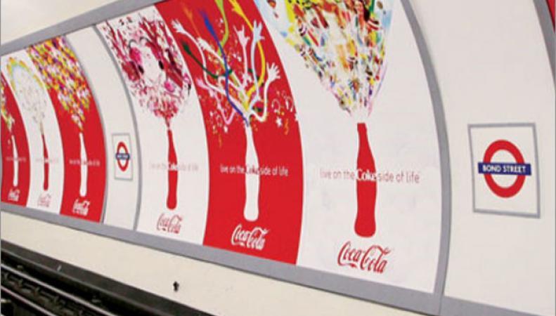 В лондонском метро может быть запрещена реклама сливочного и оливкового масла