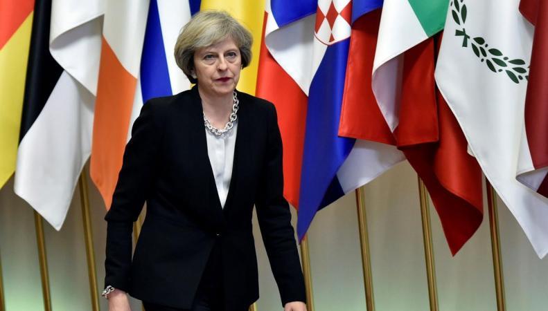 Главы Евросоюза проигнорировали попытку Терезы Мэй обсудить Brexit фото:independent.co.uk