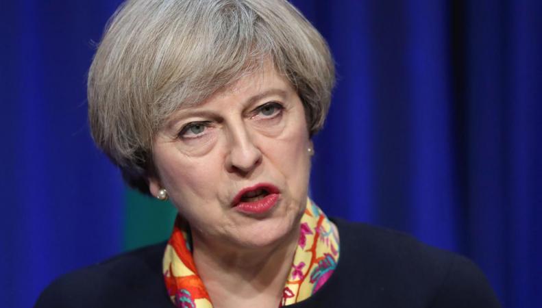 Тереза Мэй недопустит проведение референдума онезависимости Шотландии