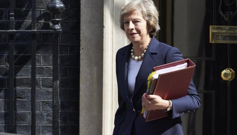 В Великобритании могут пройти досрочные парламентские выборы фото:independent.co.uk