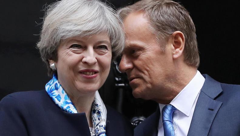 Дональд Туск заявил о невозможности переговоров с Великобританией