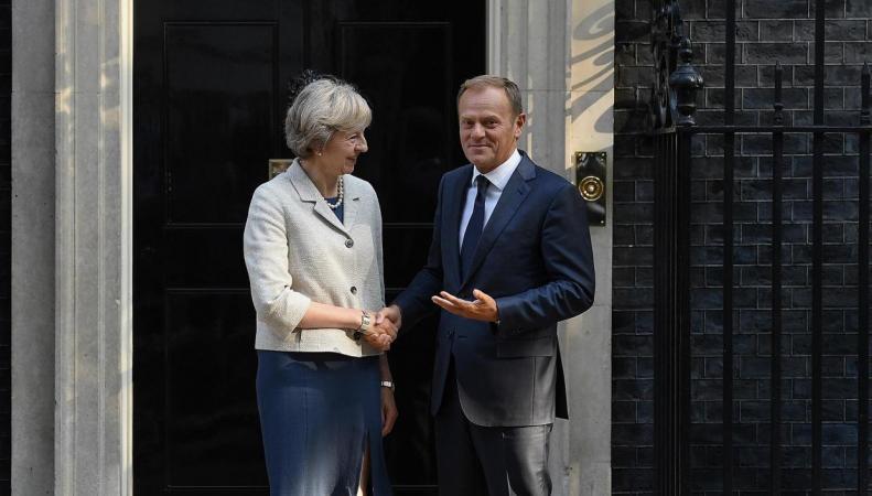 Главы стран ЕС обсудят Brexit без участия Терезы Мэй фото:independent.co.uk