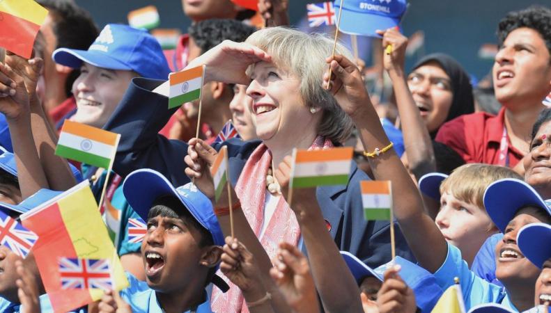 Великобритании придется принять мигрантов из Индии ради договора о свободной торговле