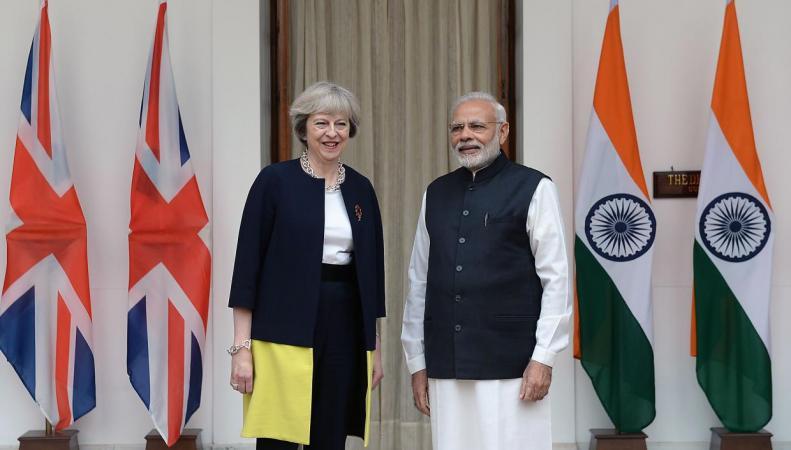Стратегическое партнерство Великобритании и Индии может быть сорвано миграционным вопросом фото:independent.co/uk
