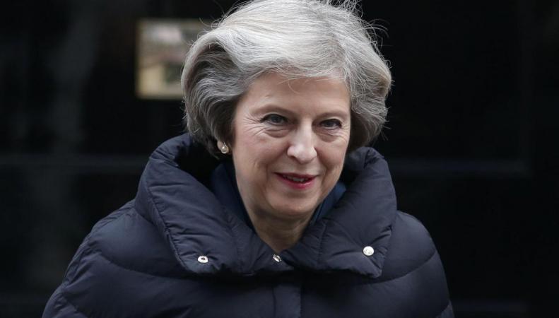 Названа дата выступления Терезы Мэй с программной речью по Brexit фото:independent