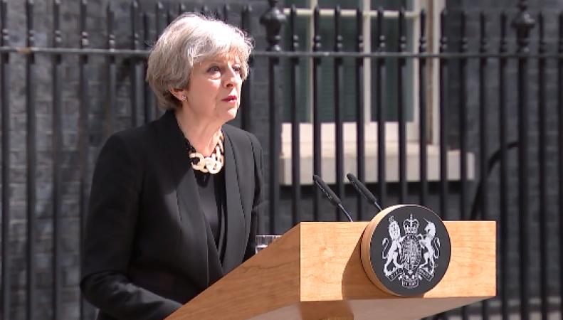 Тереза Мэй поведала о 5-ти терактах, предотвращенных в Великобритании