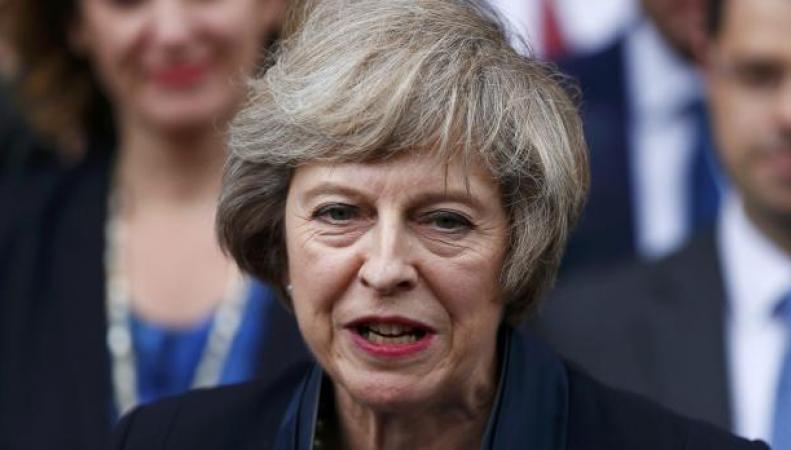 Год премьер-министра Терезы Мэй в семи графиках фото:timeofmalta